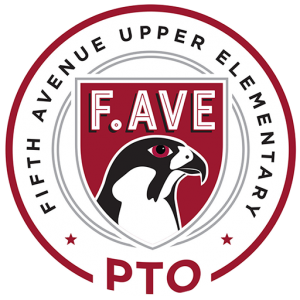 fifth avenue upper elementary pto logo