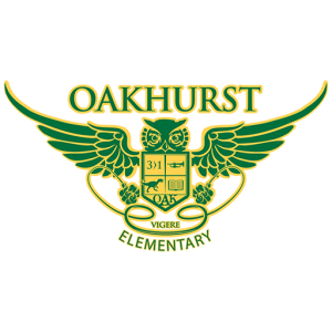 oakhurst elementary school logo