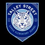 talley street upper elementary school logo